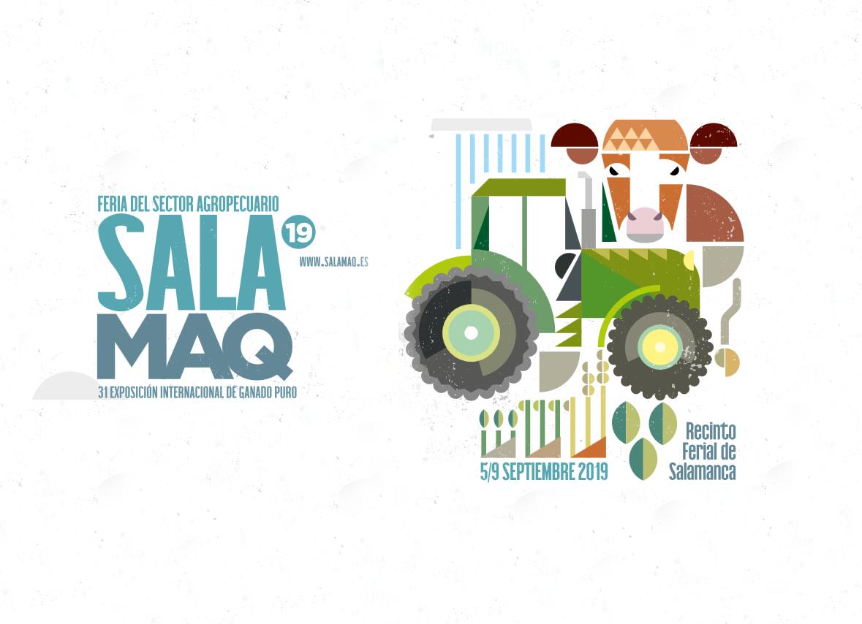 Feria del sector agropecuario
